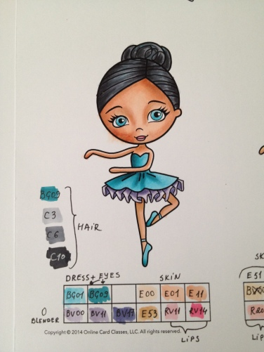 OCC Copic for Cardmakers - DAY 5 (5)