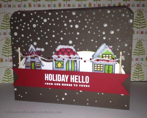 Holiday Hello 6