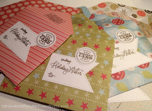 Holiday Envelopes 2014 (2)