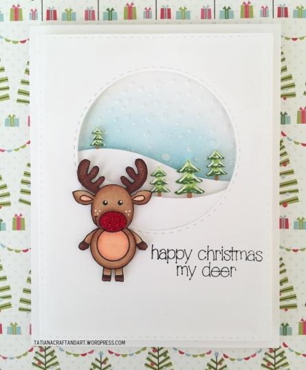 Happy xMas My Deer 2015 (1)