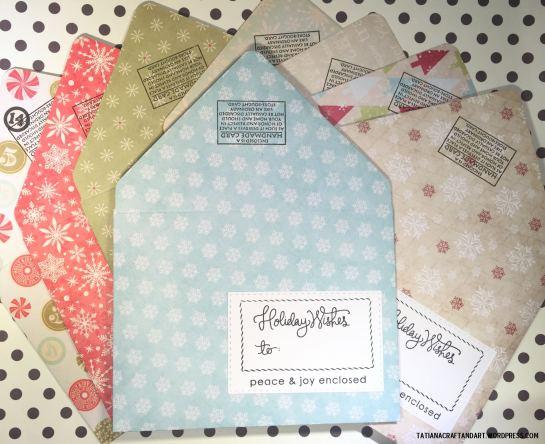 XMas Envelopes 2015 (1)